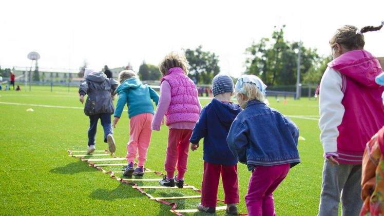 Should Your Kids Exercise?